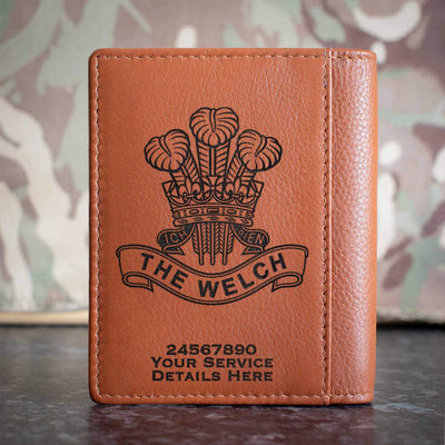 Royal Welch Credit Card Wallet