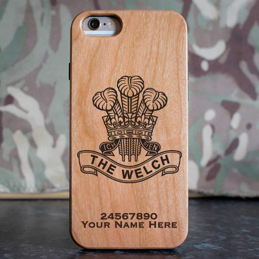 Royal Welch Phone Case