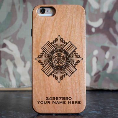 Scots Guards Phone Case