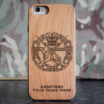Small Arms School Phone Case