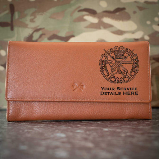 Small Arms School Leather Purse