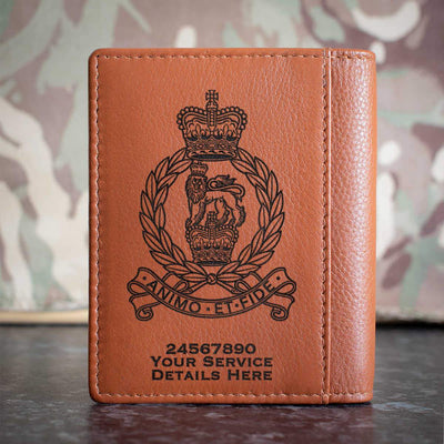 Staff and Personnel Support Branch Credit Card Wallet