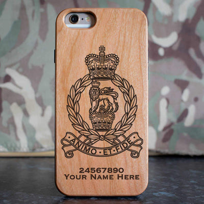 Staff and Personnel Support Branch Phone Case