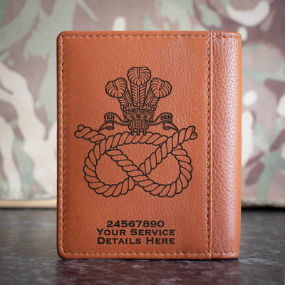 Staffordshire Regiment (POW) Credit Card Wallet