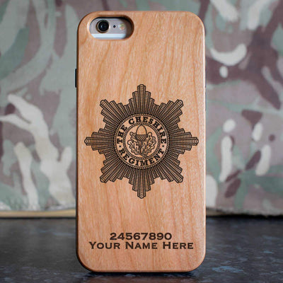Cheshire Regiment Phone Case