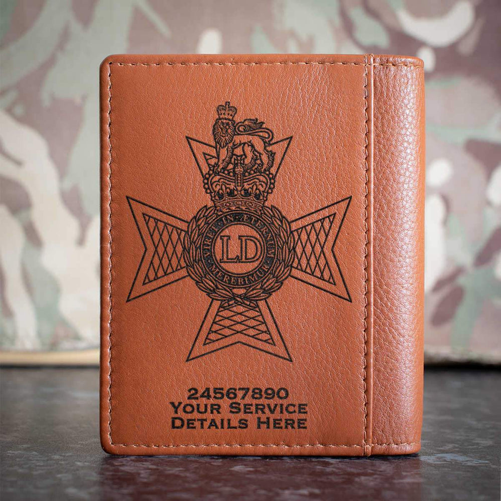 Light Dragoons Credit Card Wallet