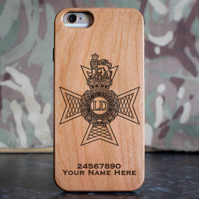 Light Dragoons Phone Case