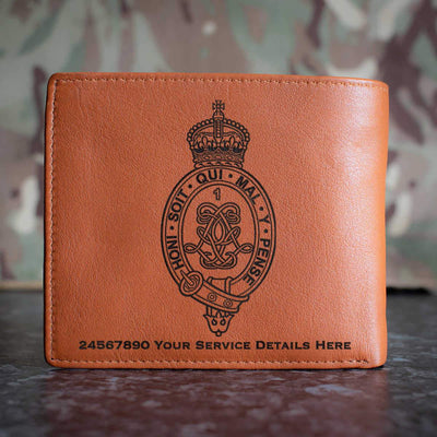 1st Life Guards Cypher Leather Wallet