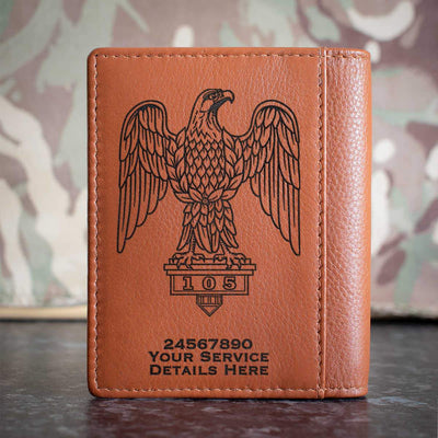 1st The Royal Dragoons Credit Card Wallet