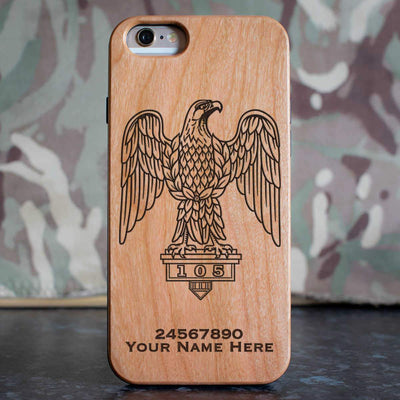 1st The Royal Dragoons Phone Case