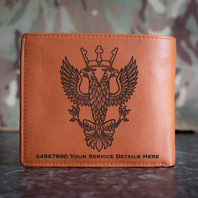 Mercian Regiment Leather Wallet