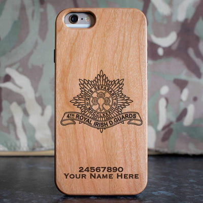 4th Royal Irish Dragoon Guards Phone Case