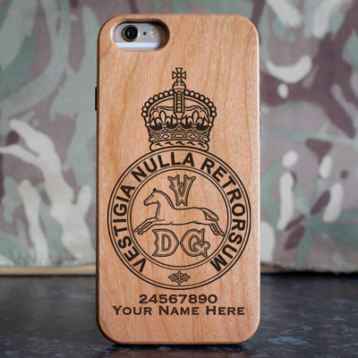 5th Regiment of Dragoons Phone Case