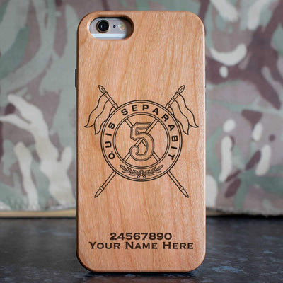 5th Royal Irish Lancers (Version A) Phone Case