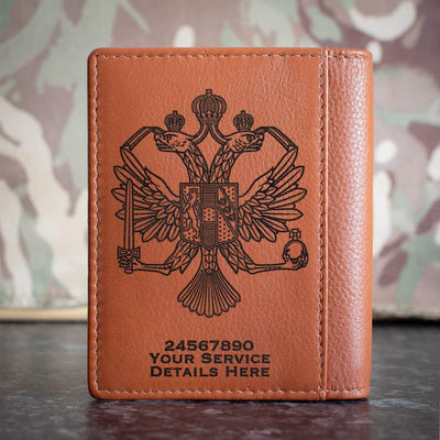 Queens Dragoon Guards Credit Card Wallet