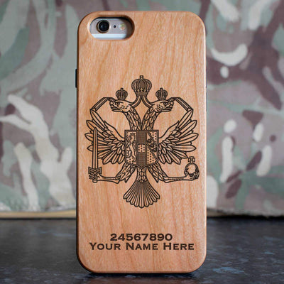 Queens Dragoon Guards Phone Case