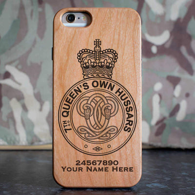 7th Queens Own Hussars Phone Case