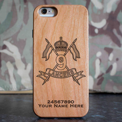 9th Queens Royal Lancers Phone Case