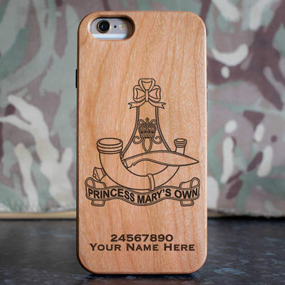 10th (PMO) Gurkha Rifles Phone Case
