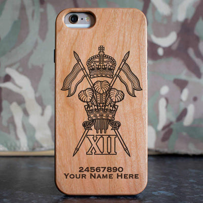 12th Royal Lancers Phone Case