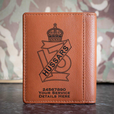 13th Hussars Credit Card Wallet