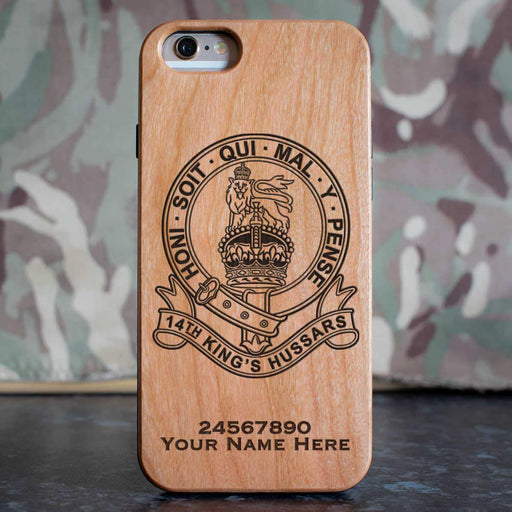 14th Kings Hussars Phone Case