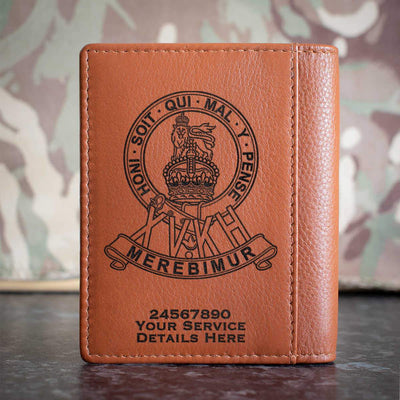 15th Kings Hussars Credit Card Wallet