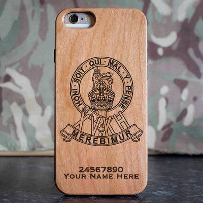 15th Kings Hussars Phone Case
