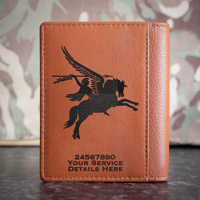 16 Air Assault Brigade Pegasus Credit Card Wallet