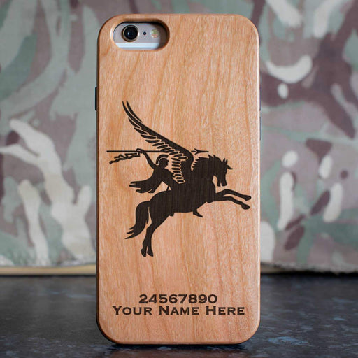 16 Air Assault Brigade Pegasus Phone Case