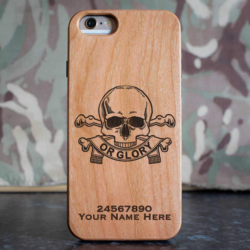 17th Lancers (DOC) Phone Case