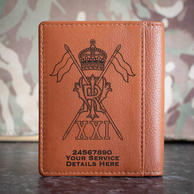 21st Lancers Credit Card Wallet