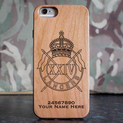 24th Lancers Phone Case
