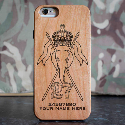 27th Lancers Phone Case