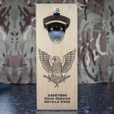 39 Engineer Regiment Wall-Mounted Bottle Opener