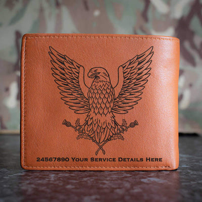 39 Engineer Regiment Leather Wallet