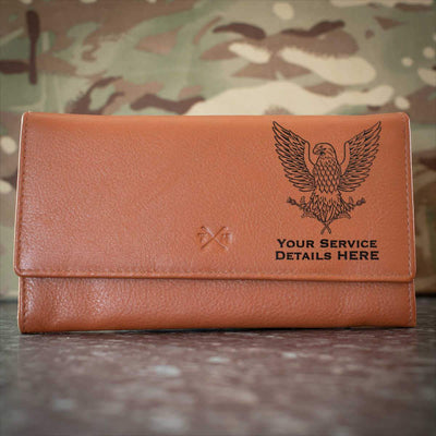 39 Engineer Regiment Leather Purse
