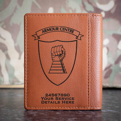 Armour Centre Credit Card Wallet