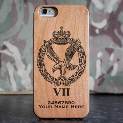 Army Air Corps 7 Regt Phone Case