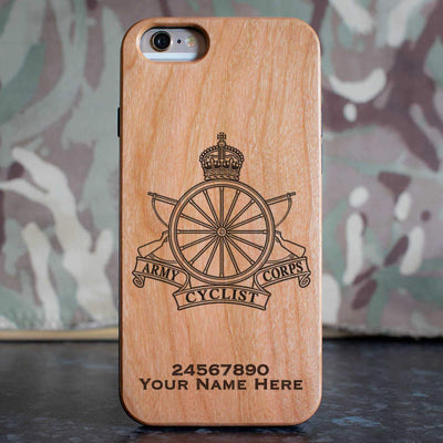 Army Cyclist Corps Phone Case