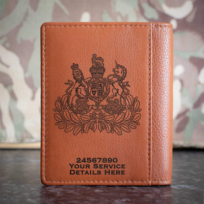 Army Sergeant Major Badge Credit Card Wallet