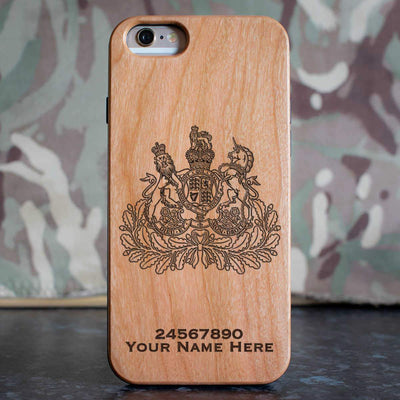 Army Sergeant Major Badge Phone Case