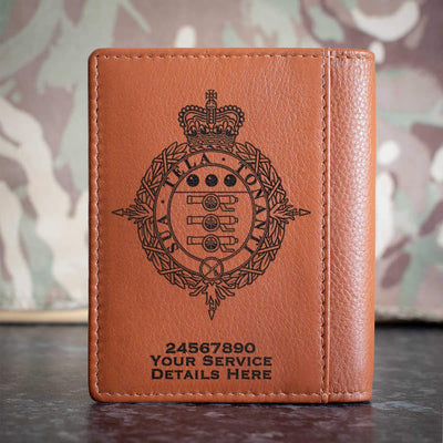 Army Staff Master General of Ordnance copy Credit Card Wallet