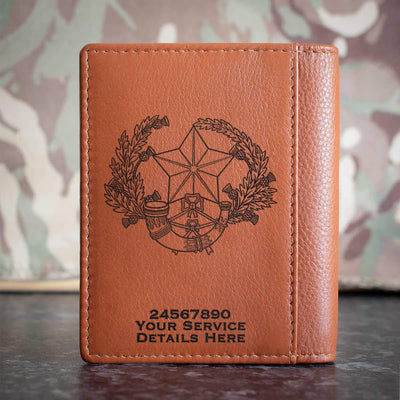 Cameronians (Scottish Rifles) Credit Card Wallet