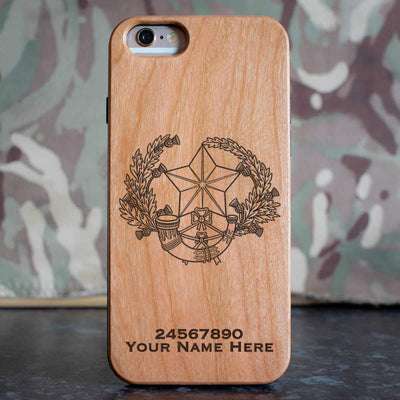 Cameronians (Scottish Rifles) Phone Case