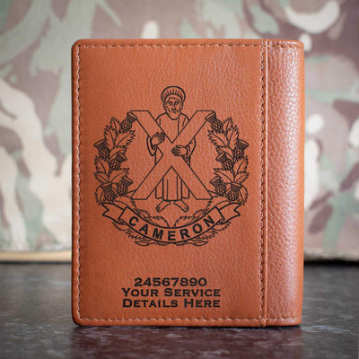 Camerons Credit Card Wallet