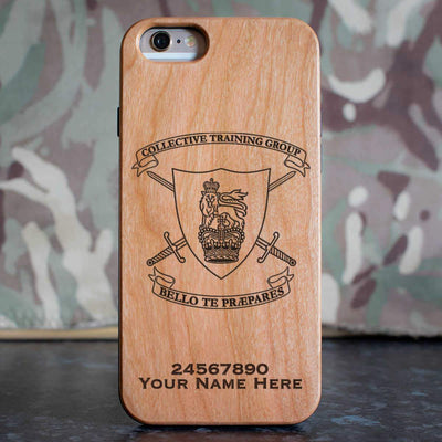 Collective Training Group Phone Case
