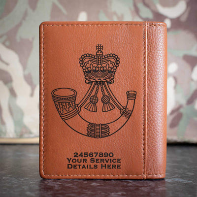 Rifles Credit Card Wallet