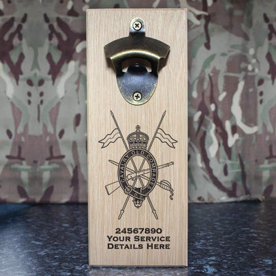 Combined Cavalry Old Comrades Association Wall-Mounted Bottle Opener