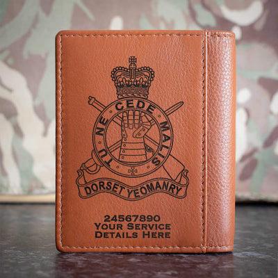 Dorset Yeomanry Credit Card Wallet